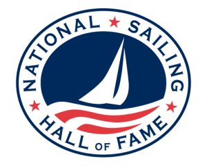 National Sailing Hall of Fame logo